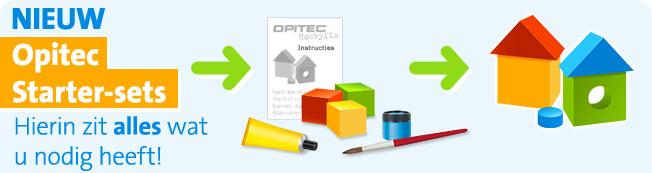 Opitec Starter-Sets - Ihr Einstiegs-Bastel-Set