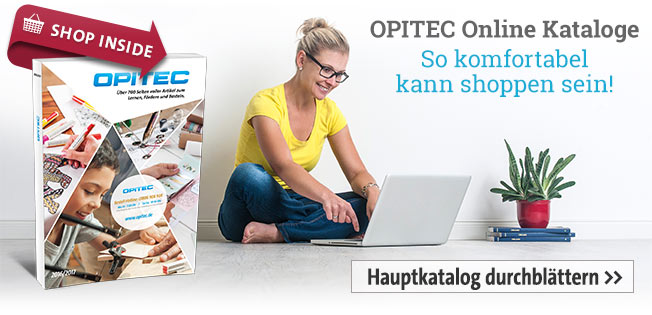 OPITEC Online Kataloge - So komfortabel kann shoppen sein!