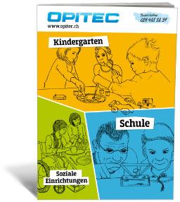 Neue Angebote für Grundschulen, Kindergärten & Einrichtungen
