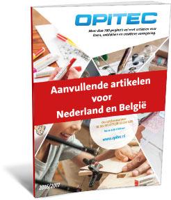 Aanvullende catalogus 2015/16 Nederlands / Belgisch assortiment