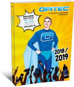 O pitec Hauptkatalog 2018/2019