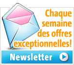 Pour ne rien manquer:&nbsp;S'abonner  la newsletter