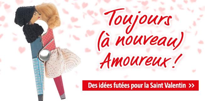 Des id�es fut�es pour la Saint Valentin