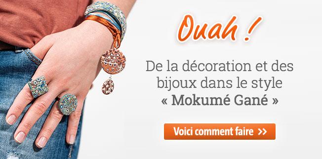 Ouah ! De la d�coration et des bijoux dans le style Mokum� Gan�