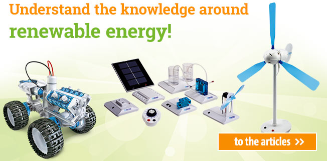 Understand the knowledge around renewable energy!