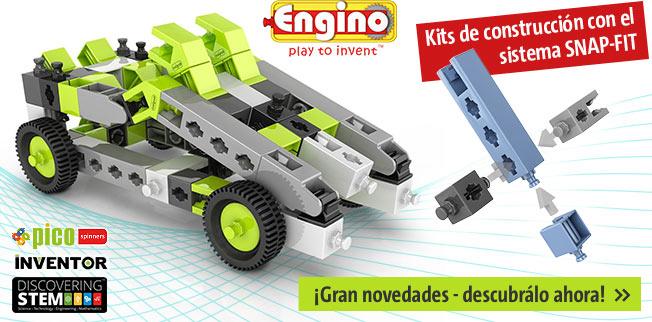 Los kits de construcci�n Engino