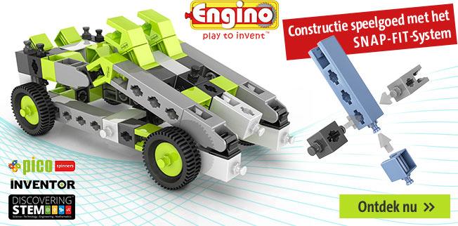 Het Engino ? bouwsysteem