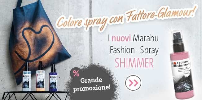I nuovi Marabu Fashion - Spray