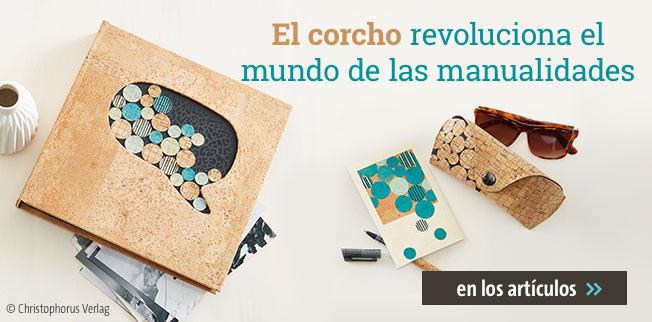 �El corcho revoluciona el mundo de las manualidades!