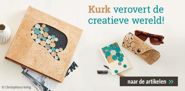 Kurk verovert de creatieve wereld!