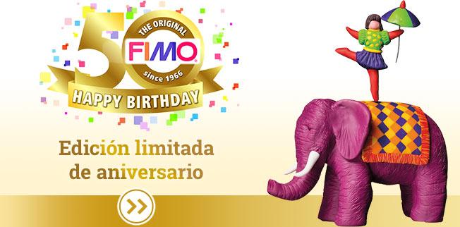 �Qu� le parece la edici�n especial de aniversario de Fimo<sup>�</sup>?