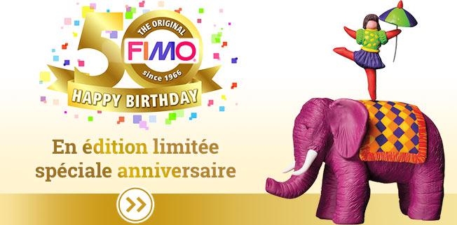 FIMO� - la  p�te de modelage durcissant au four offre un plaisir in�gal� � modeler pour toute la famille depuis d�j�  50 ans!