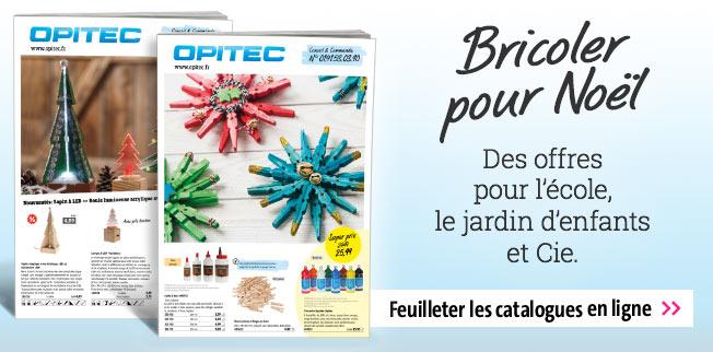 Bricoler pour No�l - Des offres pour l'�cole, le jardin d'enfants et Cie.