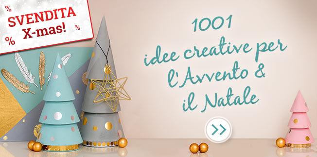1001 idee creative - SVENDITA Natale