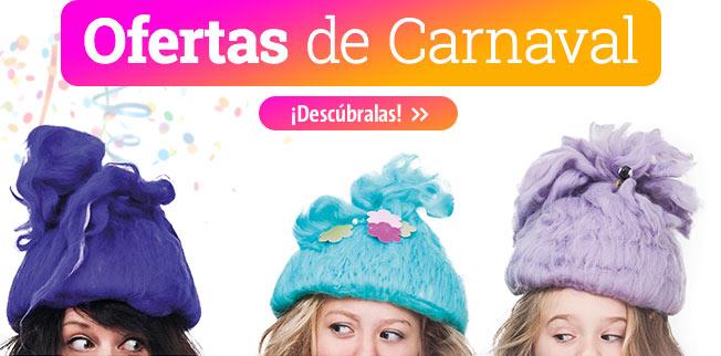 ¡Un Carnaval para soltarse el pelo!