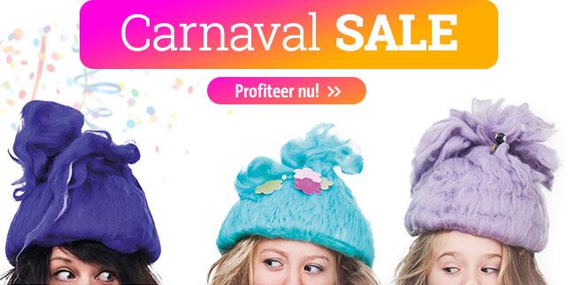 Carnaval kan beginnen!
