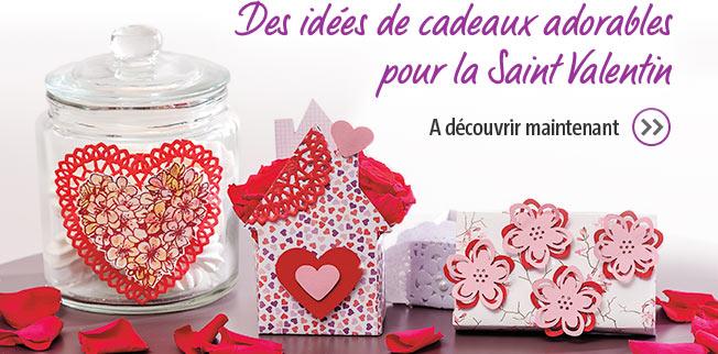 Des idées de cadeaux adorables pour la Saint Valentin