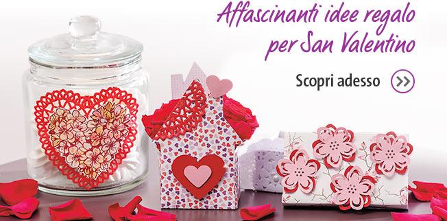 BAffascinanti idee regalo per San Valentino