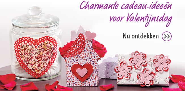 Charmante cadeau-ideeën voor Valentijnsdag