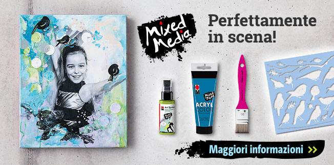 Mixed Media - Perfettamente in scena!