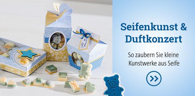 Seifenkunst & Duftkonzert