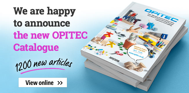 We are happy to announce the new OPITEC Catalogue