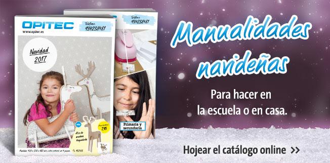 Manualidades navideñas - Para hacer en la escuela o en casa.