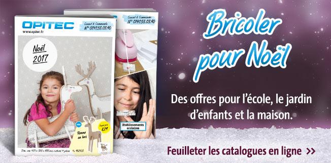Bricoler pour Noël - Des offres pour l?école, le jardin d?enfants et la maison.