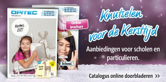Knutselen voor de Kersttijd - Aanbiedingen voor scholen en particulieren!