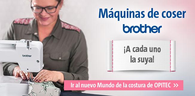 Máquinas de coser Brother: ¡a cada uno la suya!