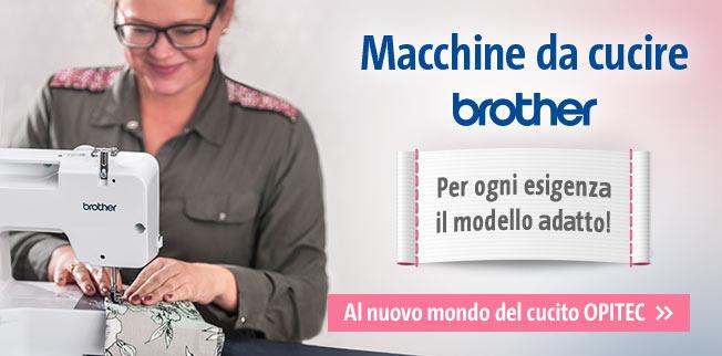 Macchine da cucire Brother - per ogni esigenza il modello adatto!