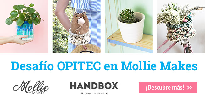 Desafio Opitec en Mollie makes