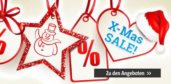 X-Mas-Sale Angebote