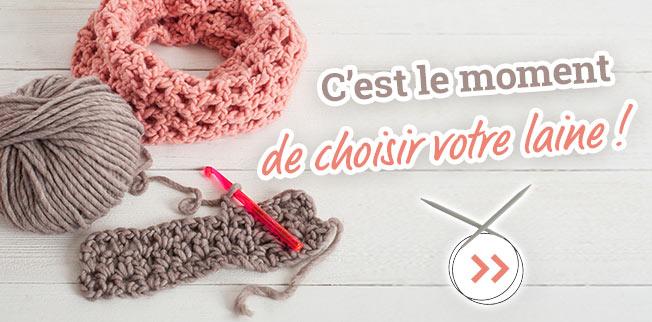 C'est le moment de choisir votre laine !