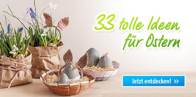 33 tolle Ideen für Ostern!