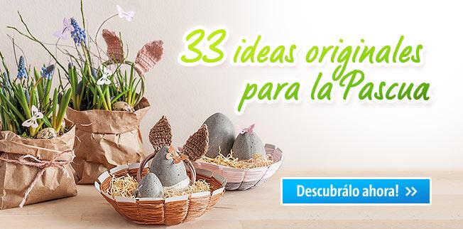 33 ideas originales para la Pascua