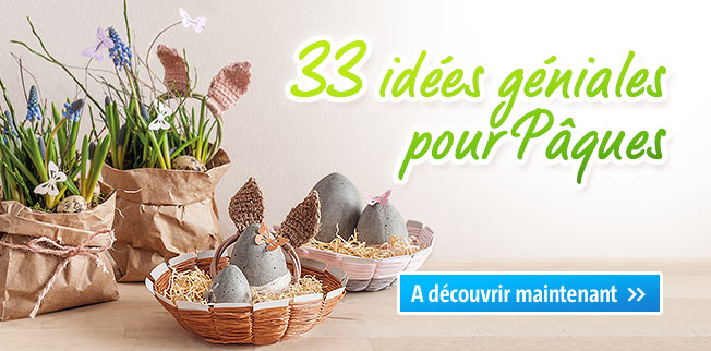 33 idées géniales pour Pâques