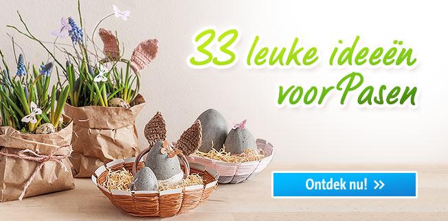 33 leuke ideeën voor Pasen