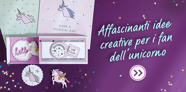 Affascinanti idee creative per i fan dell' unicorno