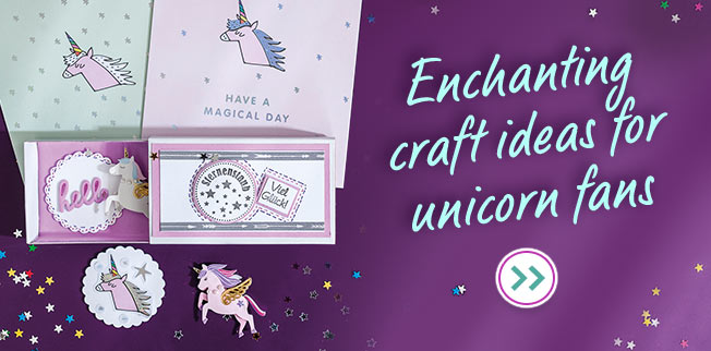 Enchanting craft ideas for unicorn fans