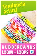 Rubberbands - Loom - Loops