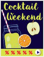 Cocktail Weekend: 10% Rabatt UND Versandkostenfrei bestellen!*
