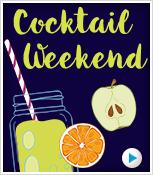Cocktail Weekend: 15% su tutto E senza spese di spedizione!*