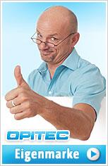Eigenmarke OPITEC