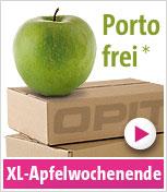 XL-Apfelwochenende