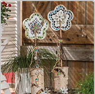 Mosaikblumen, Blumenmeer