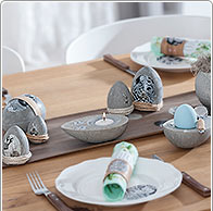 Instruction: Easter Decoration