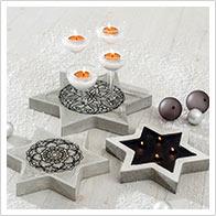 Detaillierte Anleitung zu Beton-Sternen