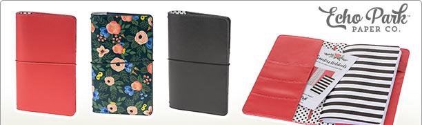 Echo Park Travelers Notebooks