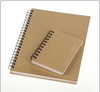 Notebook and Album